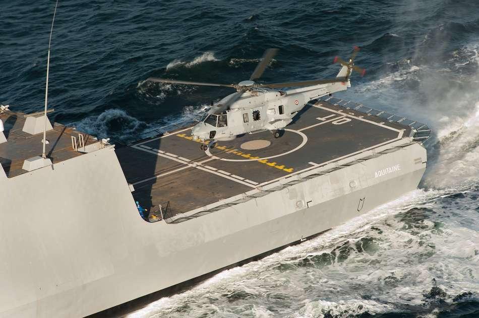 Πολλαπλασιαστης ισχύος στο Αιγαίο οι φρεγάτες FREMM, λέει ο ναύαρχος ε.α. Σπύρος Περβαινάς (video)
