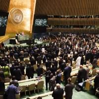 Έγινε ρεζίλι η Τουρκία: Μόνο αυτή ψήφισε κατά του Δικαίου της Θάλασσας στην Γ.Σ. του ΟΗΕ