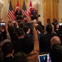 """Ρεζιλίκια: Τραμπ και Ερντογάν προσπαθούν να πείσουν γερουσιαστές για την """"καλή Τουρκία""""!!!"""