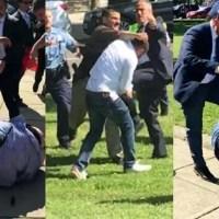 Με μαζικές διαδηλώσεις η υποδοχή Ερντογάν στις ΗΠΑ: Τρόμος στις υπηρεσίες ασφαλείας [videos]