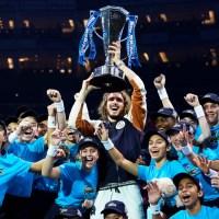Ο Στέφανος Τσιτσιπάς στην κορυφή του κόσμου: Κατέκτησε το ATP Finals στο Λονδίνο