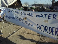 We don__t demand food and water we demand open the border