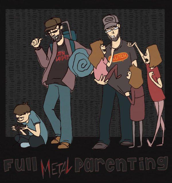 Full Metal Parenting