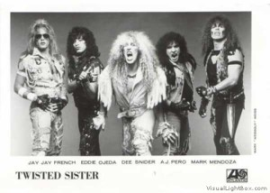 Twisted Sister 1986