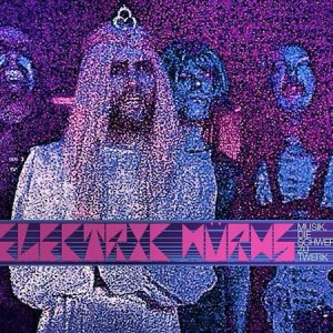 Electric Würms EP Cover