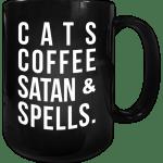 All You Need… Coffee Mug by Black Craft Cult