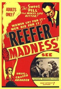 the perils of marijuana – Reefer Madness (1936)