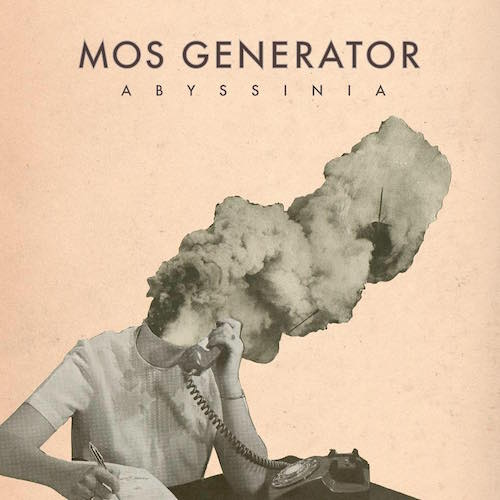 mos generator abyssinia album cover