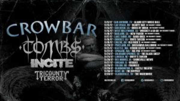 crowbar tour poster