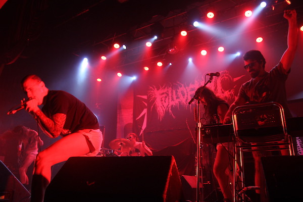 Full of Hell live