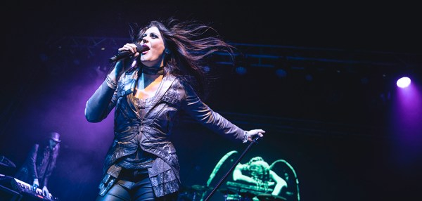 Nightwish in Charlotte, NC 2018