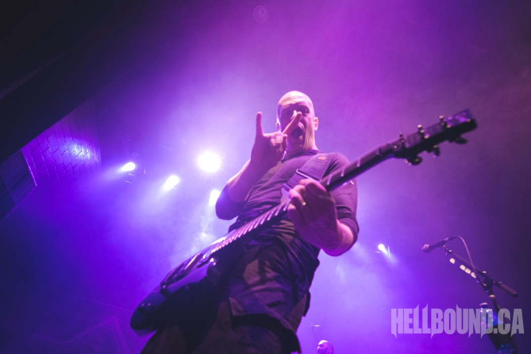 Devin Townsend Project @ Athens, Georgia 2017