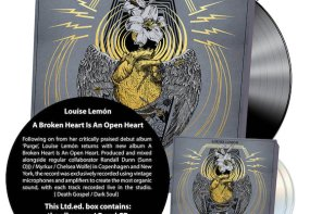 Louise Lemon – A Broken Heart is an Open Heart (LP/2CD set)