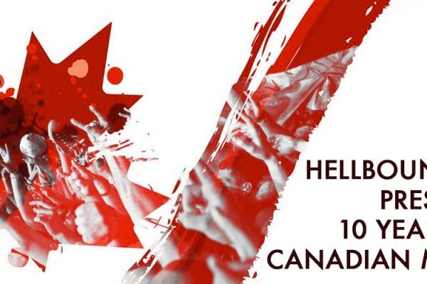 Hellbound.ca presents 10 years of Canadian metal