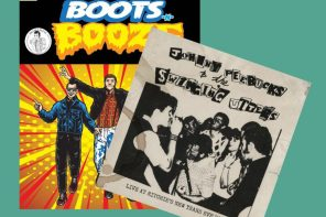 "Boots 'n Booze (comic book w/ 7"" single)"