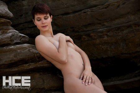 Jenna Leigh nude windansea beach