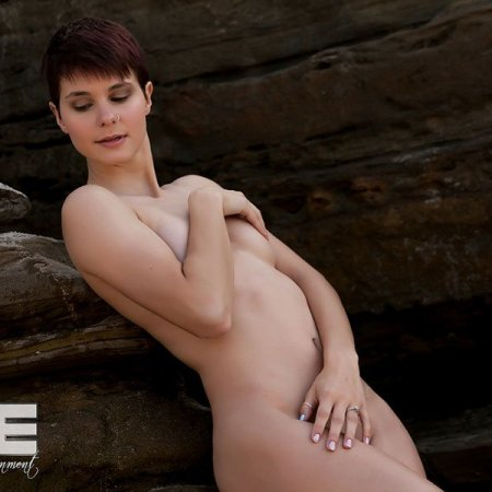 Jenna Leigh nude windansea beach