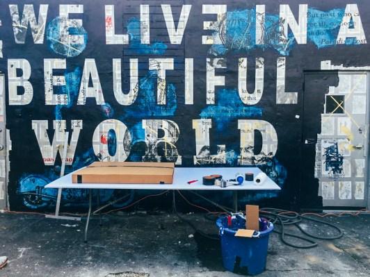 Miami Wynwood Art District 53