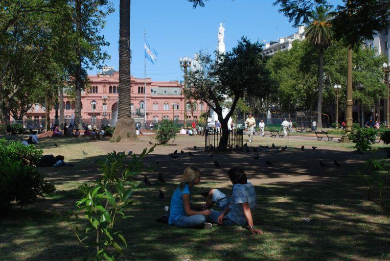 Casa Rosario - the president palace