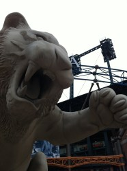 Comerica Field - Home of the Detroit Tigers