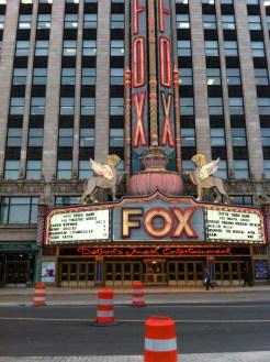 Fox Theatre at Downtown Detroit