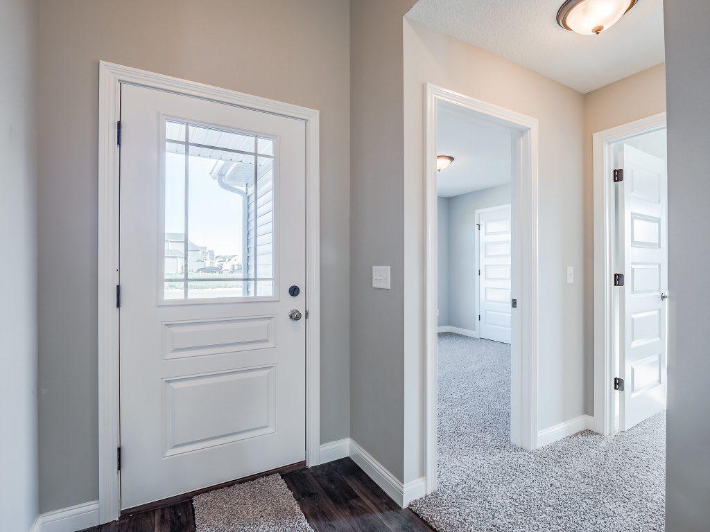 Alexa Floor Plan, Ranch Home, Heller Homes 47 Bristoe