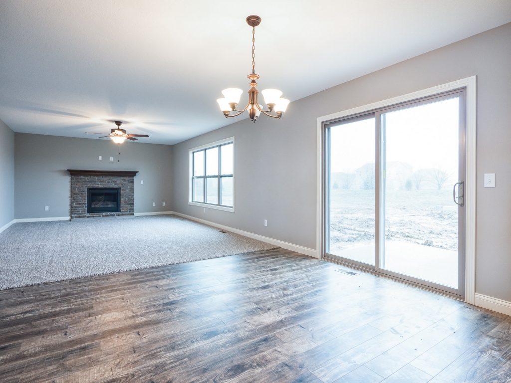 Raelynn - A picture of Heller Homes' Floor Plan Raelynn