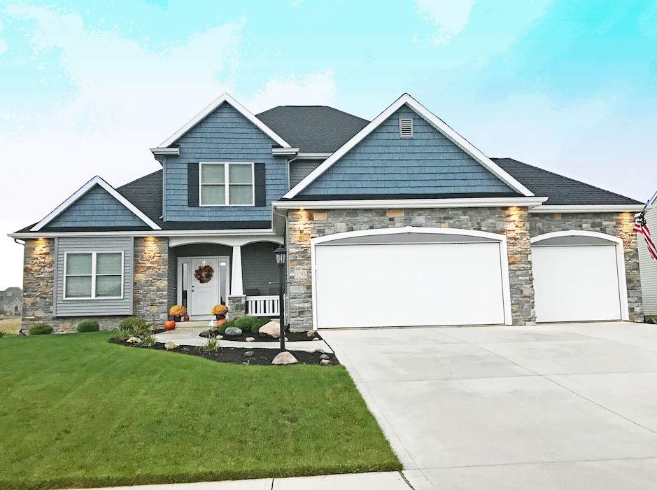 Heller Homes Floor Plans - Connor