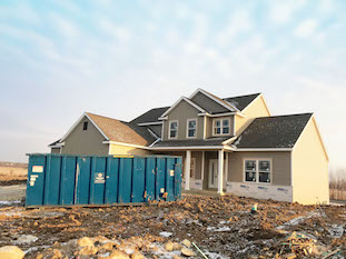 Heller Homes Available Homes - A picture our Lot 63 Prairie Meadows