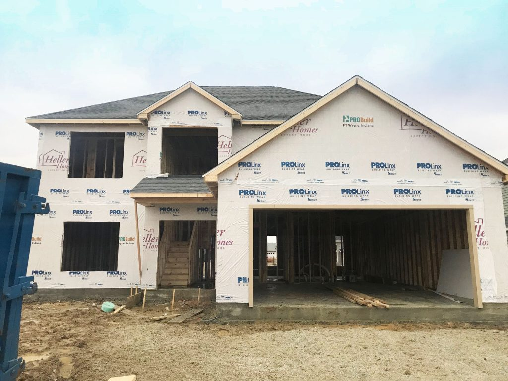 38 Bristoe - Heller Homes available home Andrew Floor Plan at Lot 38 Bristoe