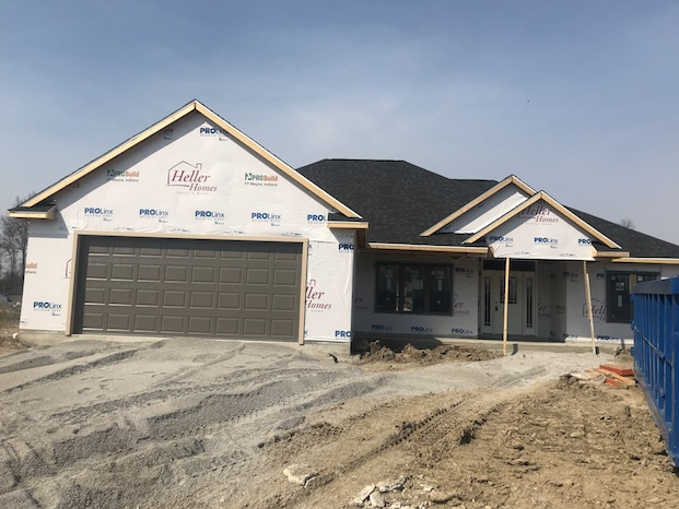 Heller Homes Available Homes - A picture our Lot 132 Valencia