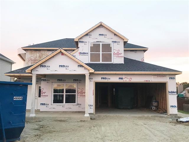 Heller Homes Available Homes - A picture our Lot 49 Bristoe