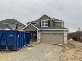 Heller Homes Available Homes - A picture our Lot 49 Bristoe Lainey Floor Plan