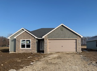 Heller Homes Available Homes - A picture our Lot 61 Greenwood Lakes