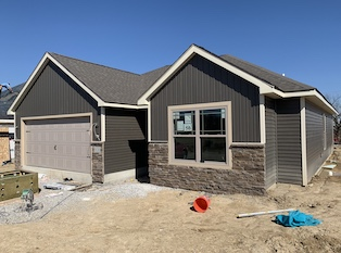 Heller Homes Available Homes - A picture our Lot 50 Lone Oak