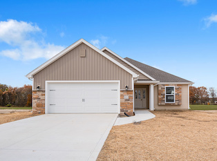 Heller Homes Available Homes - A picture our Lot 43 Lone Oak Mark Allen