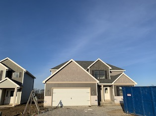Heller Homes Available Homes - A picture our Lot 38 Lone Oak