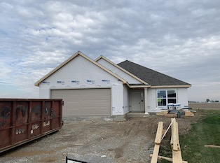 Heller Homes Available Homes - A picture our Lot 55 Greenwood Lakes