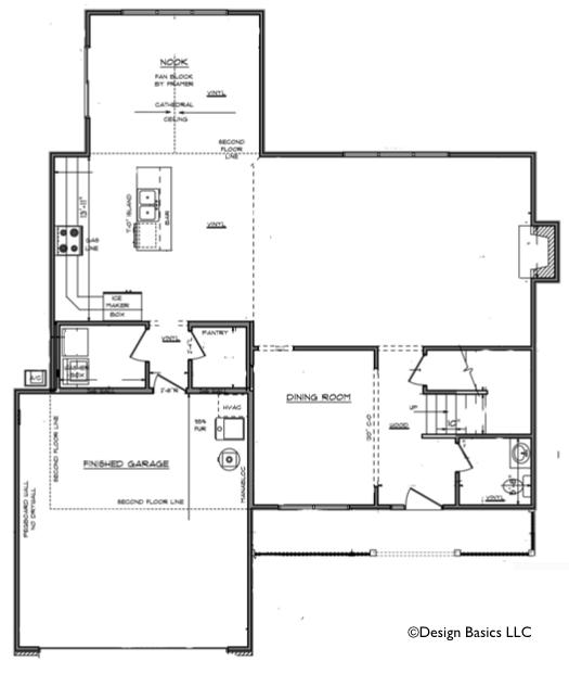 David Matthew 1.5 Floor Layout - Heller Homes David Matthew 1.5 First Floor Plan