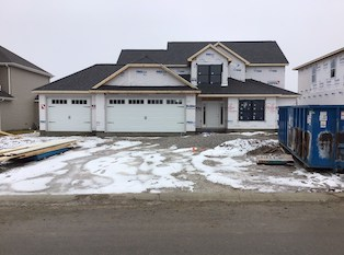 Heller Homes Available Homes - A picture of Lot 34 Lone Oak