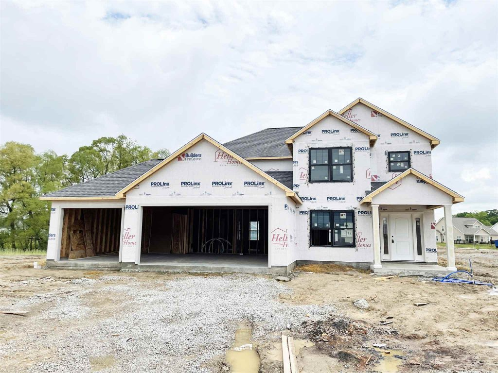 Heller Homes Available Homes - A picture our Lot 12 Grand Pointe Henry