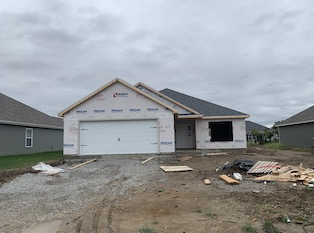 Heller Homes Available Homes - A picture of Lot 63 Greenwood Lakes