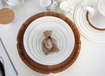 Bambus-serien fra Rosendahl er en av mine favoritter i vår.