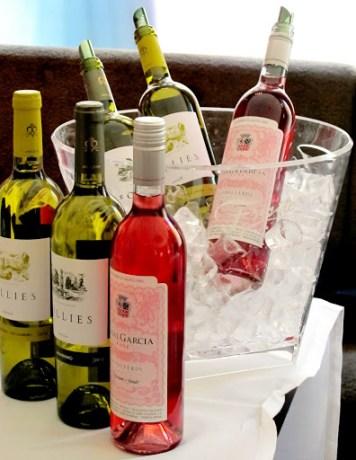 Viner fra Aveleda. Klassikeren Casal Garcia i rosé-versjon.