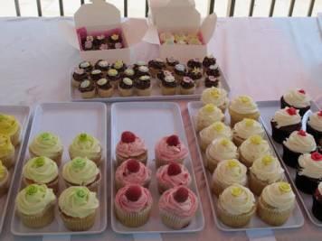 Søte cupcakes