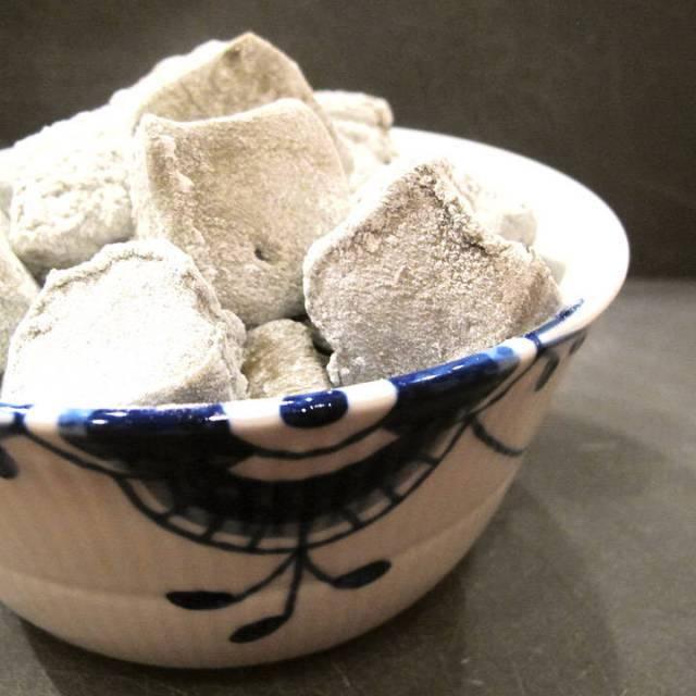 Lakrismarshmallows