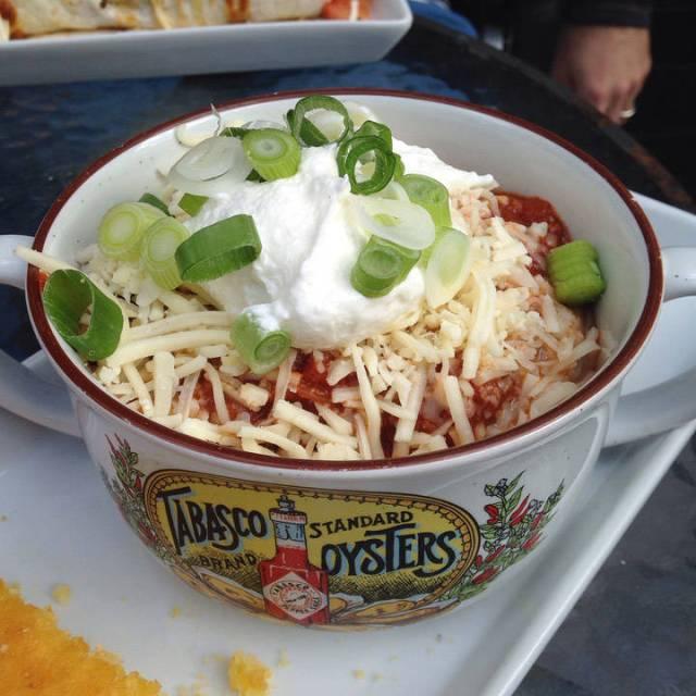Texan chili