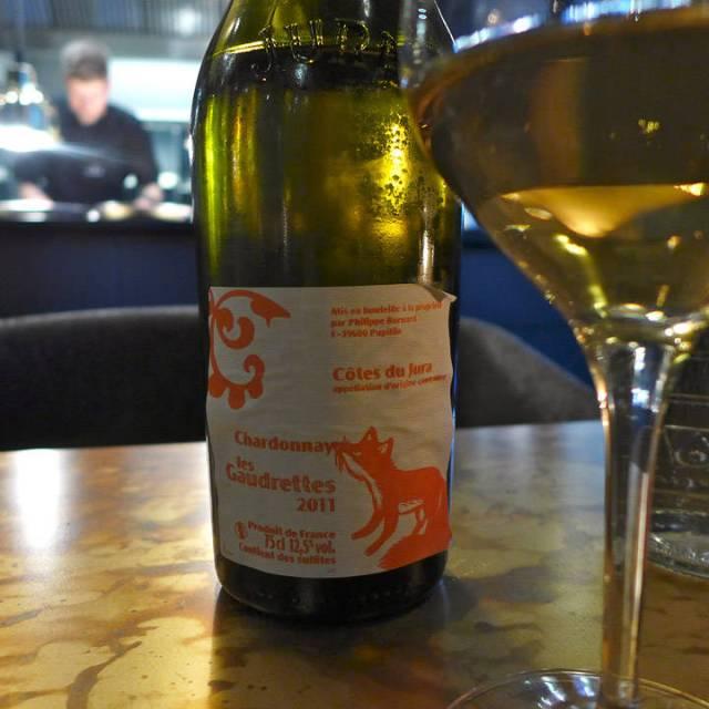 Nydlig chardonnay fra Jura