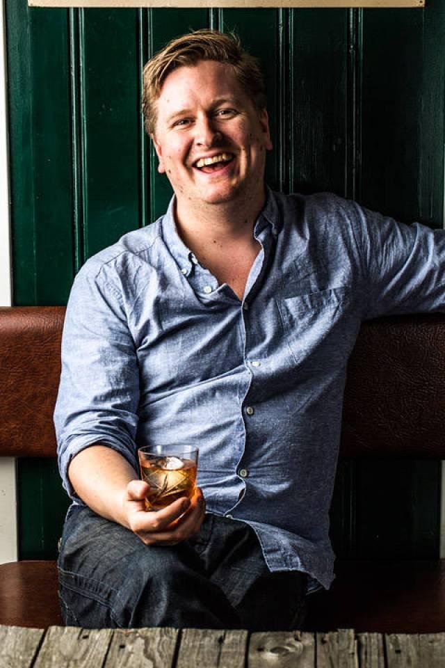 Jesper Høst. (Foto: Stian Broch/Diageo. Må ikke brukes uten tillatelse fra Diageo.)
