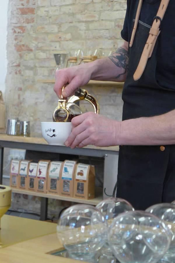 Takk for kaffe, Søren!